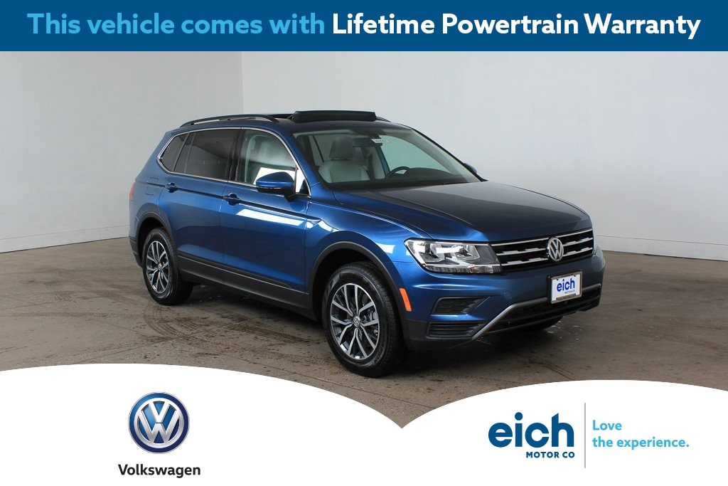 New 2019 Volkswagen Tiguan 2 0t Se 4d Sport Utility In Saint Cloud