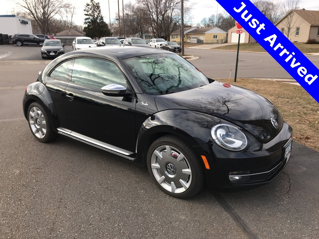 Certified Pre-Owned 2013 Volkswagen Beetle 2.0T Fender Edition