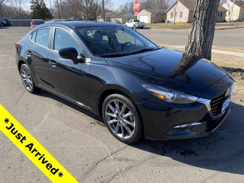 2018 Mazda Mazda3 Grand Touring 6 Speed Manual