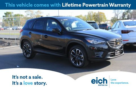 Pre-Owned 2016 Mazda CX-5 Grand Touring AWD